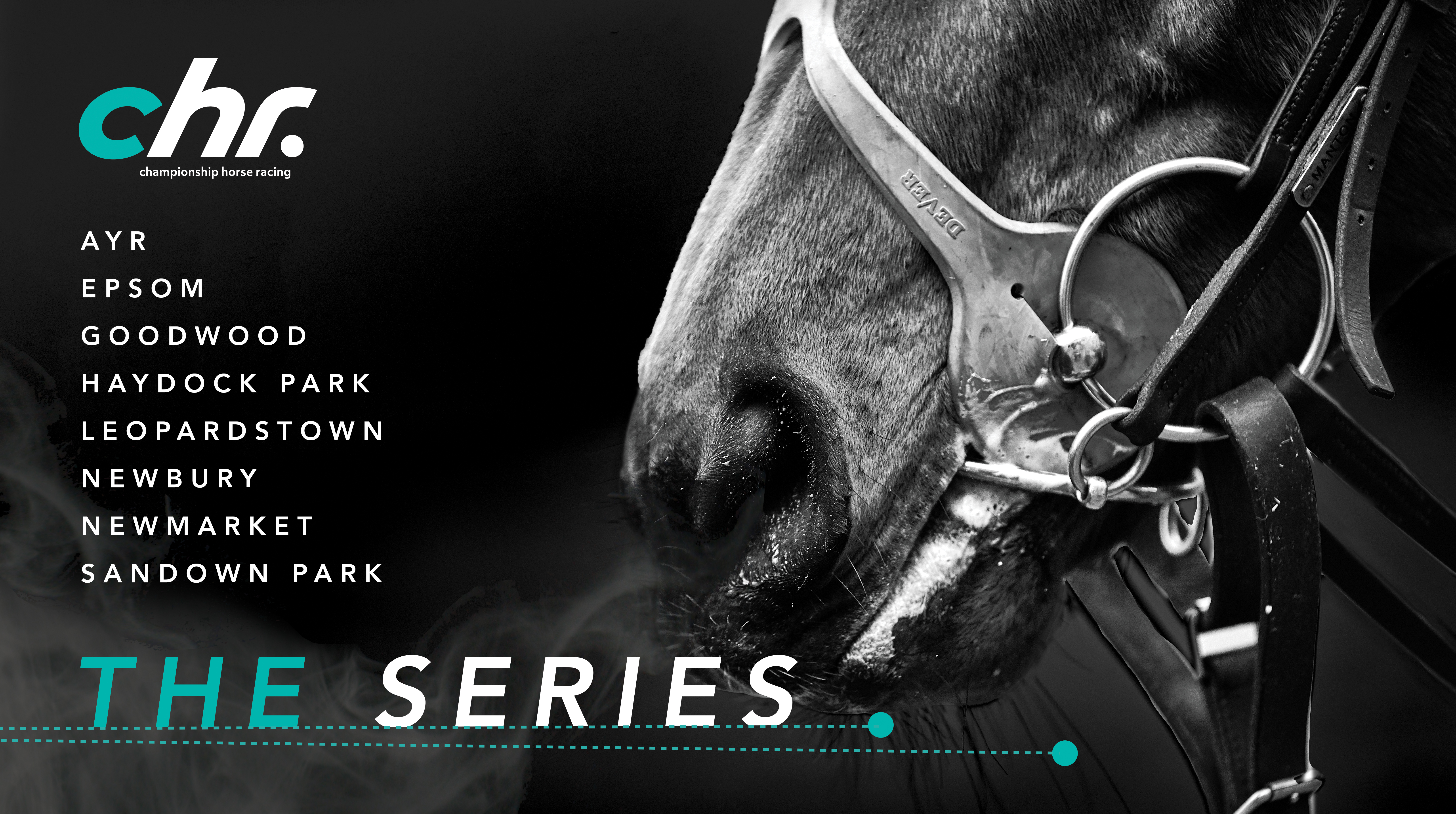 Eight of the top racecourses in England, Ireland and Scotland set to host 'The Series'