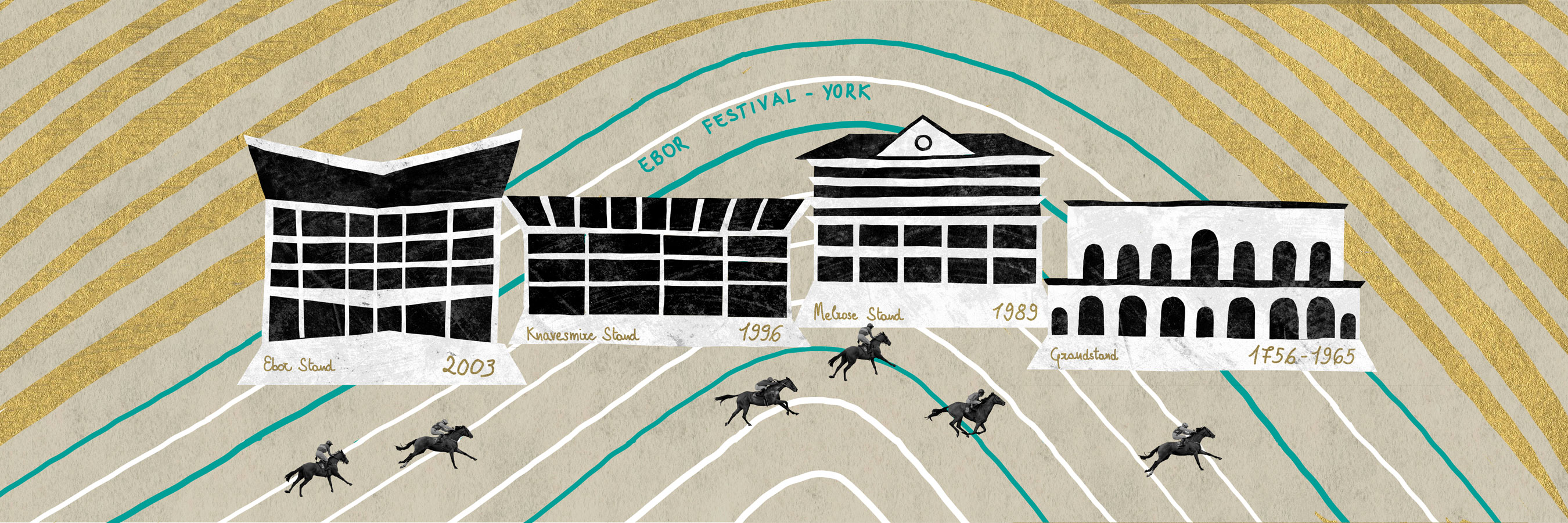 The Ebor Festival - York Racecourse