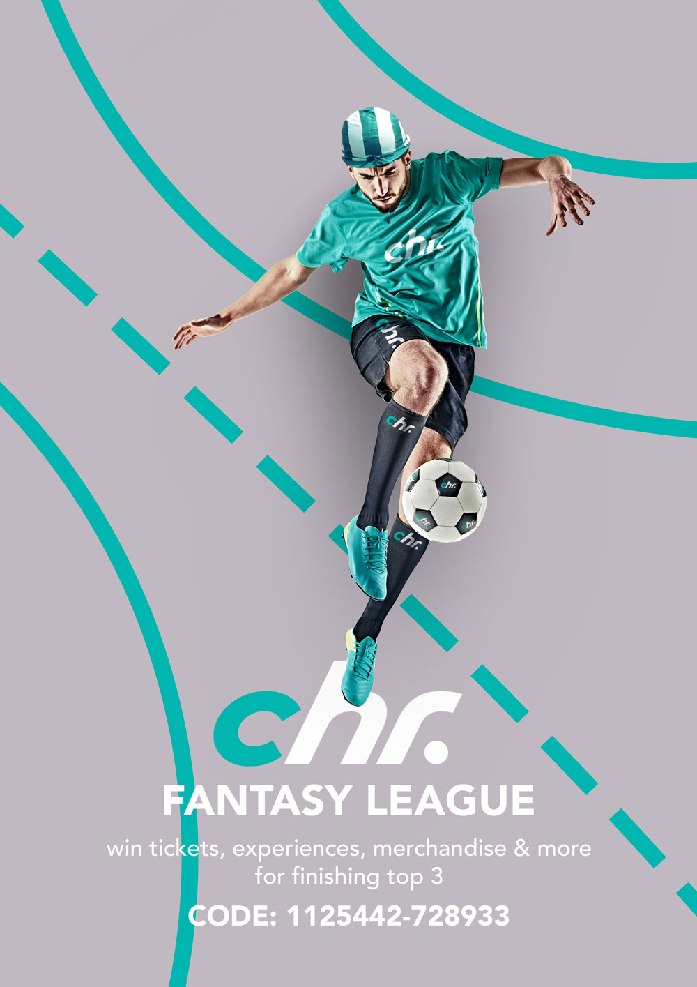 Join the CHR Fantasy League