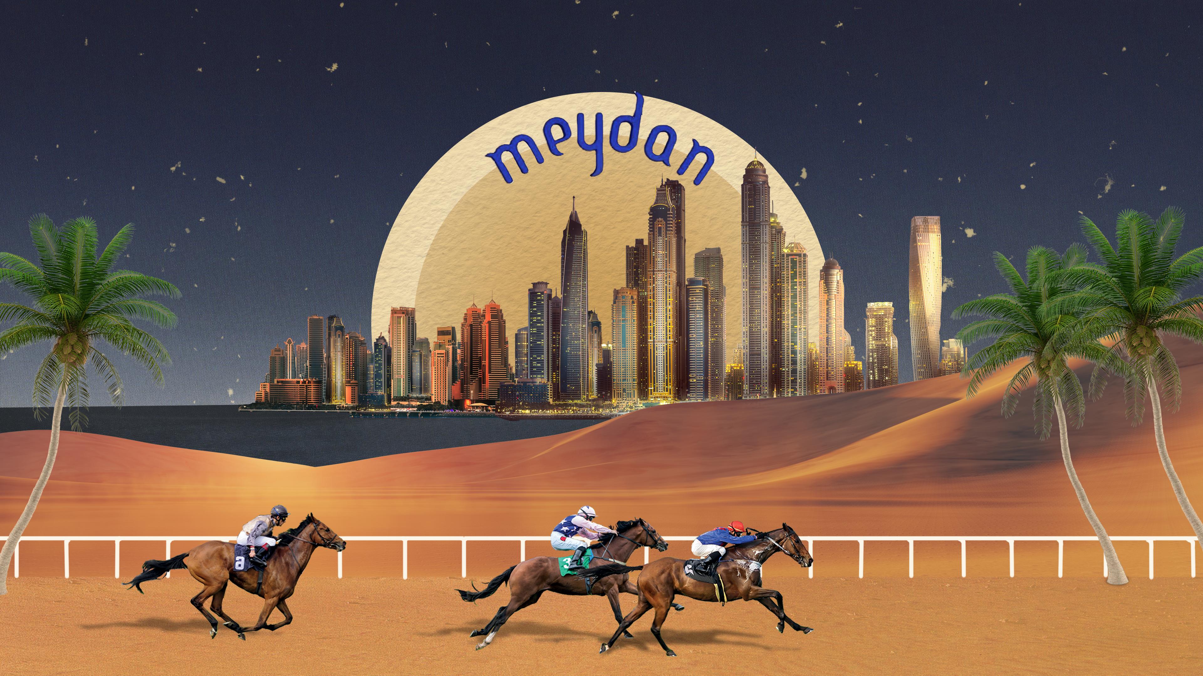 Dubai World Cup Carnival at Meydan