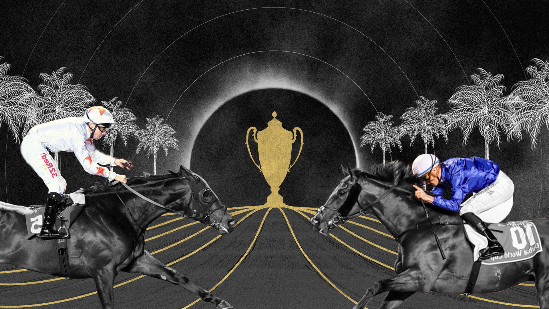 Super Saturday - Al Maktoum Challenge R3